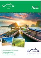 Gratis de Azië reisgids bestellen bij Tenzing