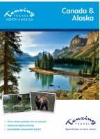 Gratis de Canada & Alaska reisgids bestellen bij Tenzing