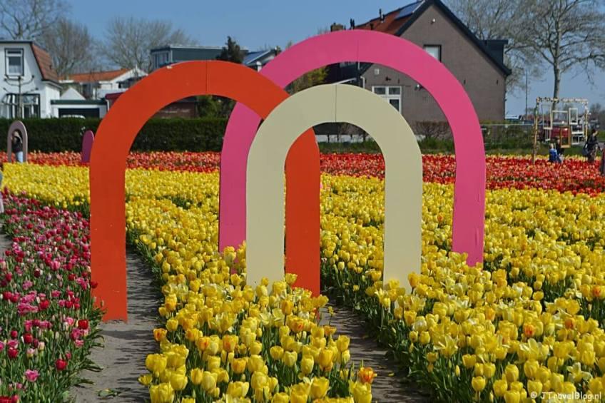 The Tulip Barn aan de 3e Loosterweg in Hillegom