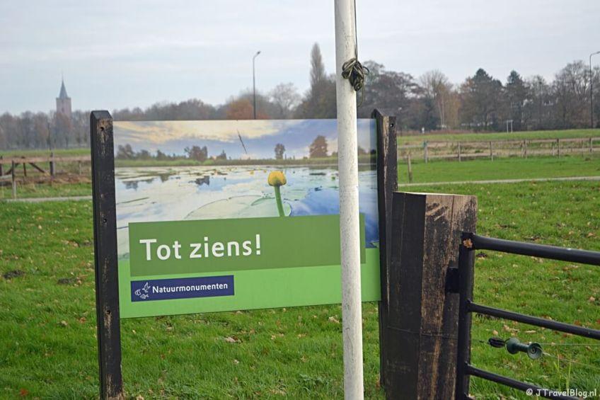 Tot ziens tijdens de 4e etappe van het Westerborkpad