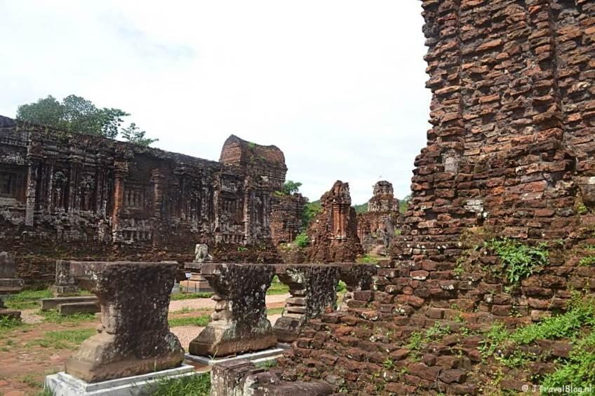 De vele monumenten op de Werelderfgoedlijst van UNESCO is een van de redenen om naar Vietnam te gaan