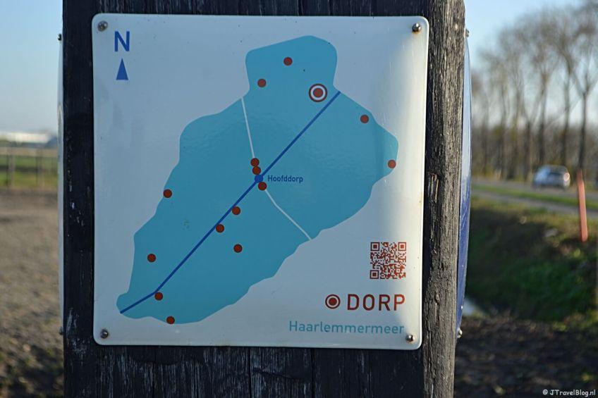 Verhalenpaal nr. 9 - DORP / Verdwenen dorp Nieuwerkerk