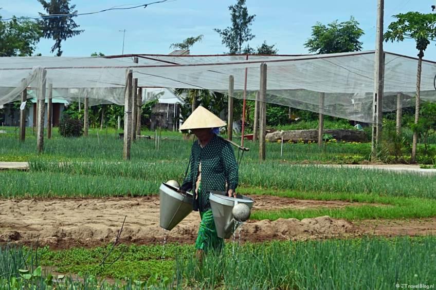 Op het platteland rond Hoi An