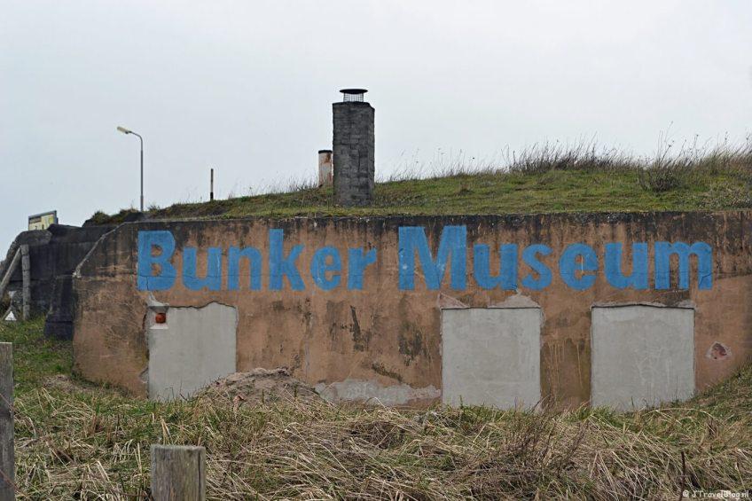 Het Bunkermuseum in IJmuiden