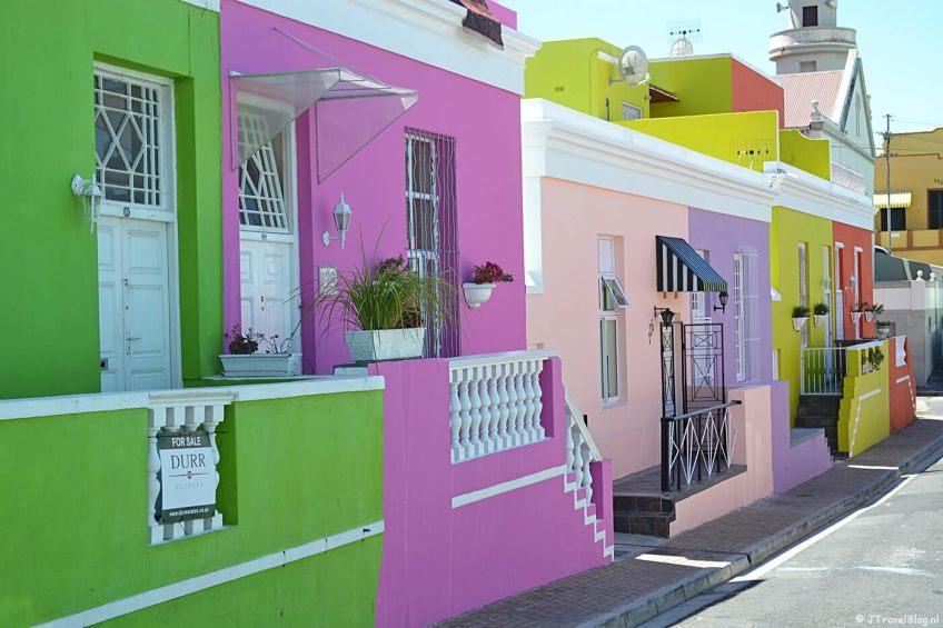 Bo Kaap in Kaapstad