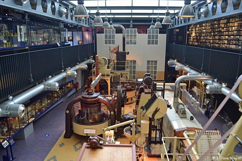 Het Zaans Museum en de Verkade Experience in Zaandam, bezocht met mijn museumkaart in 2020