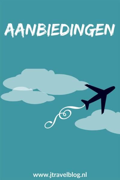 Wekelijks plaats ik op deze pagina van JTravelBlog.nl nieuwe aanbiedingen voor een weekendje weg, het boek van de week, hotelarrangement en vluchten. Wil je meer aanbiedingen zien, houd het wekelijks in de gaten. #aanbiedingen #jtravelblog #arrangement #museumvandeweek #boekvandeweek