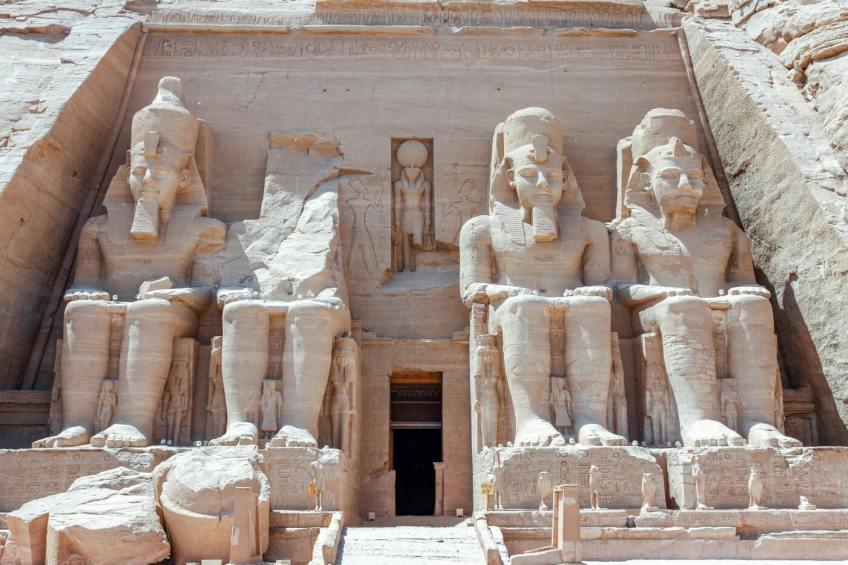 Egypte Foto: AussieActive / Unsplash