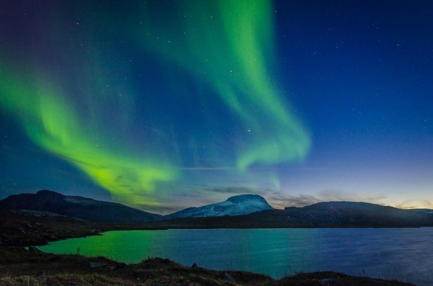 Zweden Foto: David Becker / Unsplash