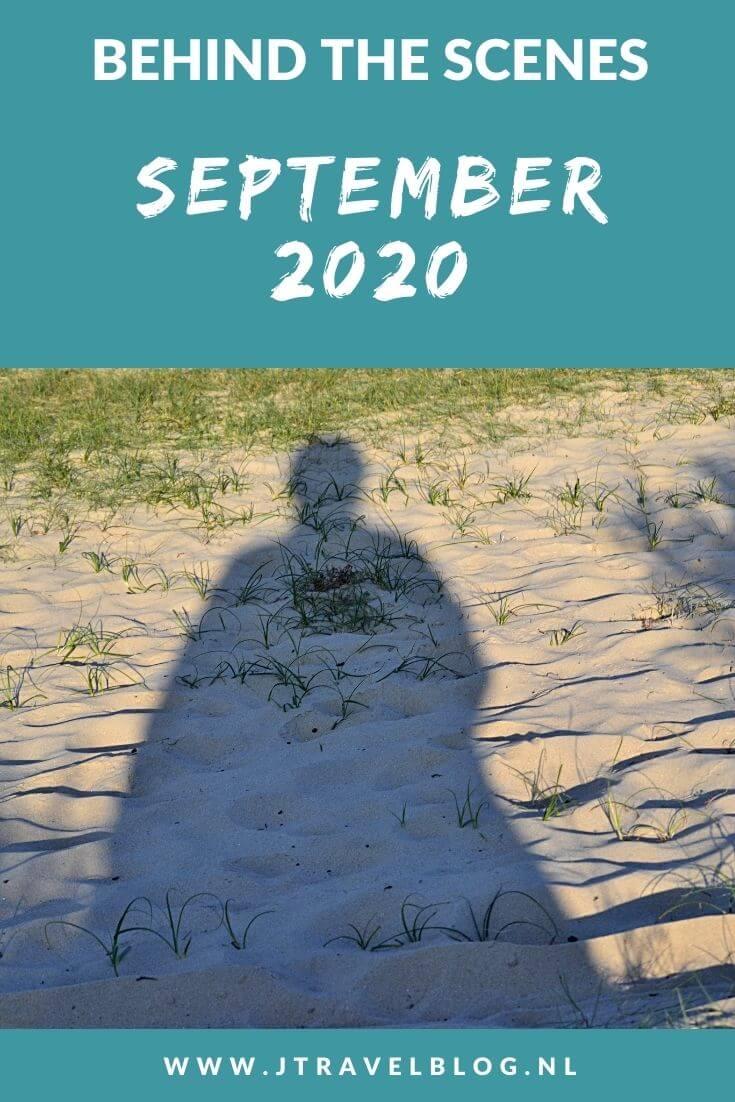 In september 2020 liep ik de tweede etappe van het Westerborkpad van Station Diemen naar Station Weesp, ik bezocht het vernieuwde Cruquius Museum in de Haarlemmermeer en maakte een wandeling in de Amsterdamse Waterleidingduinen. Meer hier over lees je in dit maandoverzicht. #maandoverzicht #september2020 #westerborkpad #diemen #weesp #cruquiusmuseum #awd #amsterdamsewaterleidingduinen #jtravel #jtravelblog