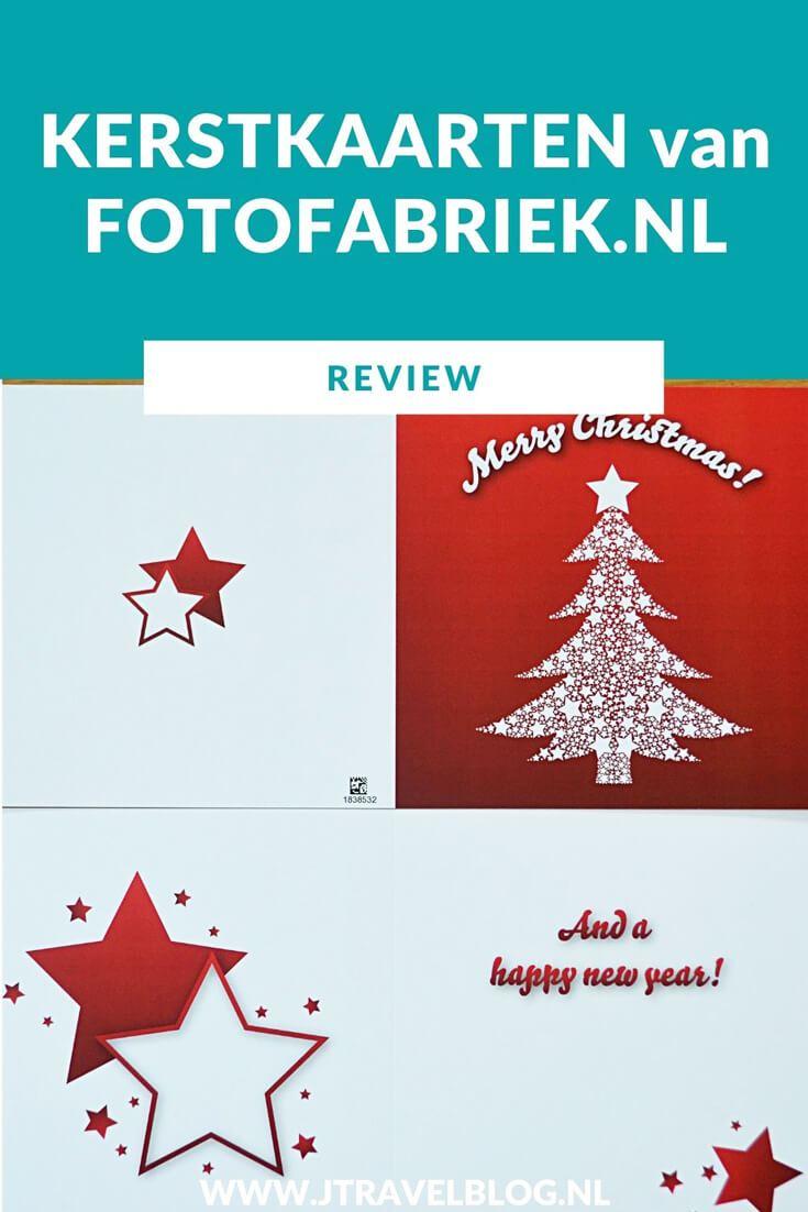 Van Fotofabriek.nl mocht ik in ruil voor een review kerstkaarten uitkiezen. Ik koos een set van 9 kerstkaarten van 14x14. Mijn review over de kerstkaarten van Fotofabriek.nl lees je op mijn website. Lees je mee en doe inspiratie op. #review #fotofabriek #kerstkaarten #jtravelblog #jtravel