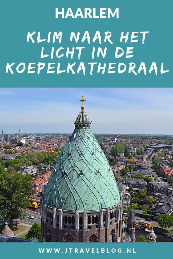 Heb jij de Klim naar het licht in de KoepelKathedraal in Haarlem al gemaakt. Dit kan nog t/m 27 oktober 2019! Bezoek na afloop ook de Kathedraal. Deze is zeer de moeite van een bezoek waard. Meer over de Klim naar het licht en de KoepelKathedraal in Haarlem lees je op mijn website. #haarlem #klimnaarhetlicht #koepelkathedraal