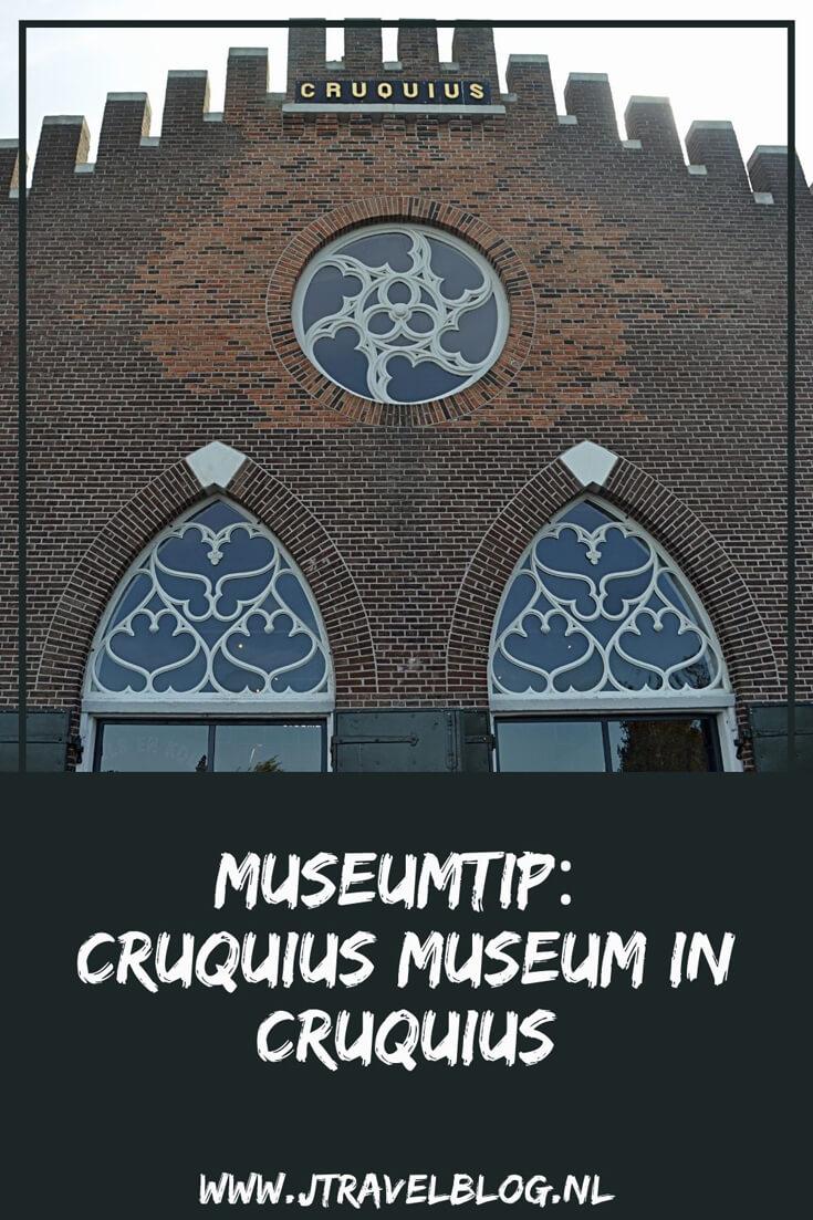 In het vernieuwde Cruquius Museum in Cruquius zie je de grootste stoommachine ter wereld en je leert alles over de strijd tegen het water met behulp van stoomtechniek. Meer informatie over het Cruquius Museum lees je hier. Lees je mee? #cruquiusmuseum #cruquius #museum #museumkaart #haarlemmermeer #jtravel #jtravelblog