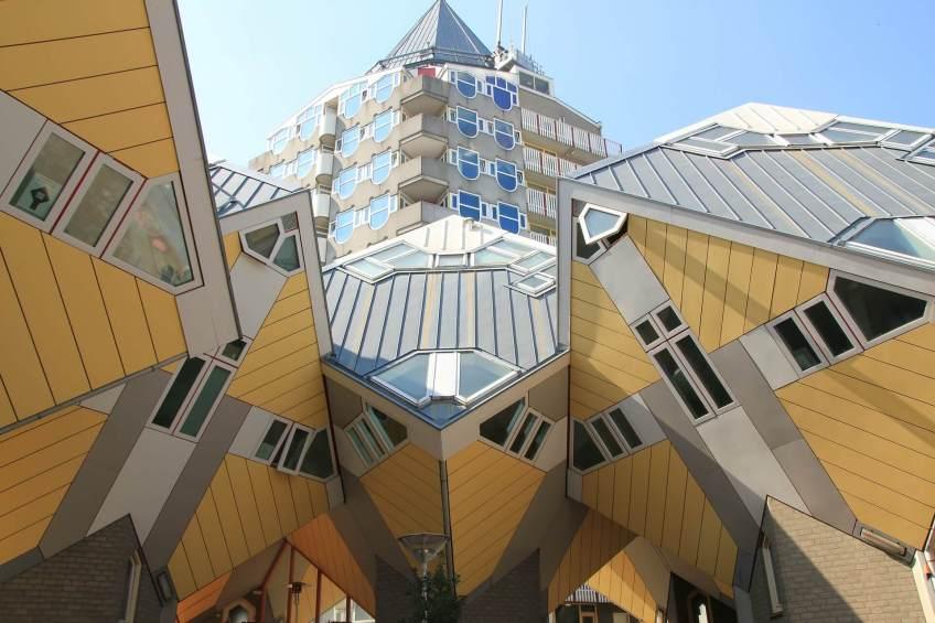 Rotterdam Foto: Pixabay / PixelAnarchy