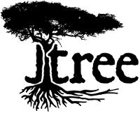 Jtree SEO Black Logo
