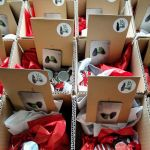 Jtree Holiday Cheer Gift Boxes