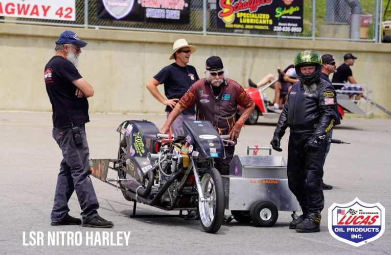 LSR Nitro Harley