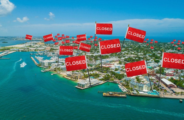 Florida come lately closed