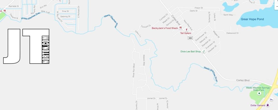 KayakN' 6-19-20 Weeki Wachee River