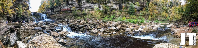 Hike : Cummins Falls Tennesse