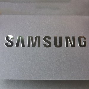 Samsung metal sticker 1 - Best Sellers