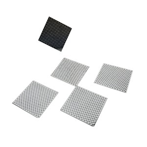 Stainless steel etched square hole Perforated Metal Mesh Speaker Grille Perforated Wire Mesh sticker