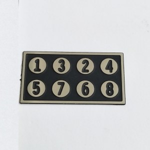 stainless steel metal sticker 25 - New In