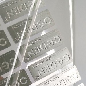stainless steel metal sticker 6 - New In