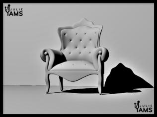 Modélisation du fauteuil
