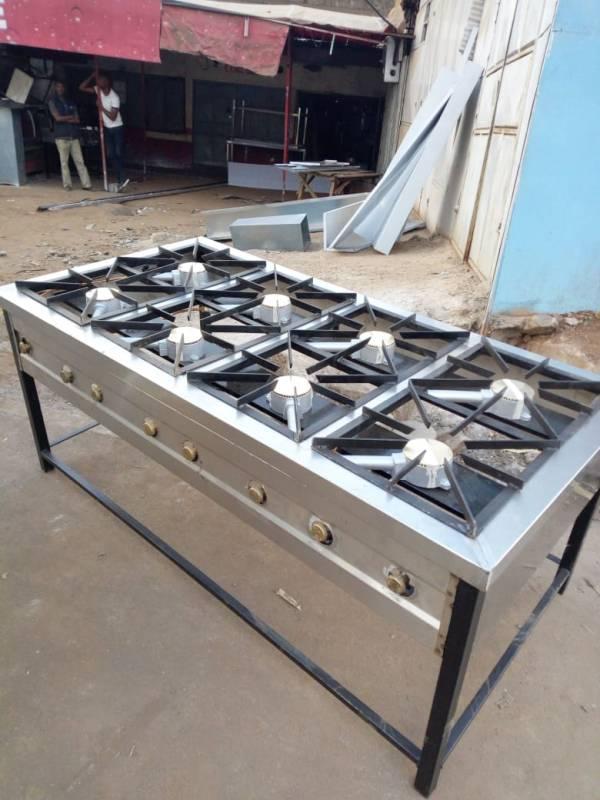 Gas-cooker-6-burner