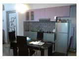 Apt for sell the18 residence taman rasuna lantai 15
