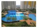 Jual Apartemen SpringLake View Bekasi - Studio Unfurnished