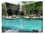 Dijual Apartemen La Vie All Suites , Luxurious 3 Bedroom - Semi Furnished