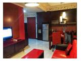 Dijual Cepat Nego Apartemen Sudirman Park di Jakarta Pusat - 2 BR Full Furnished