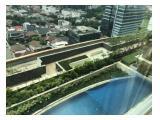 Dijual Apartemen Denpasar Residences at Kuningan City Jakarta Selatan - 3+1 BR 125 m2 Furnished