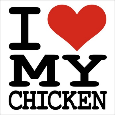 I Love My Chicken