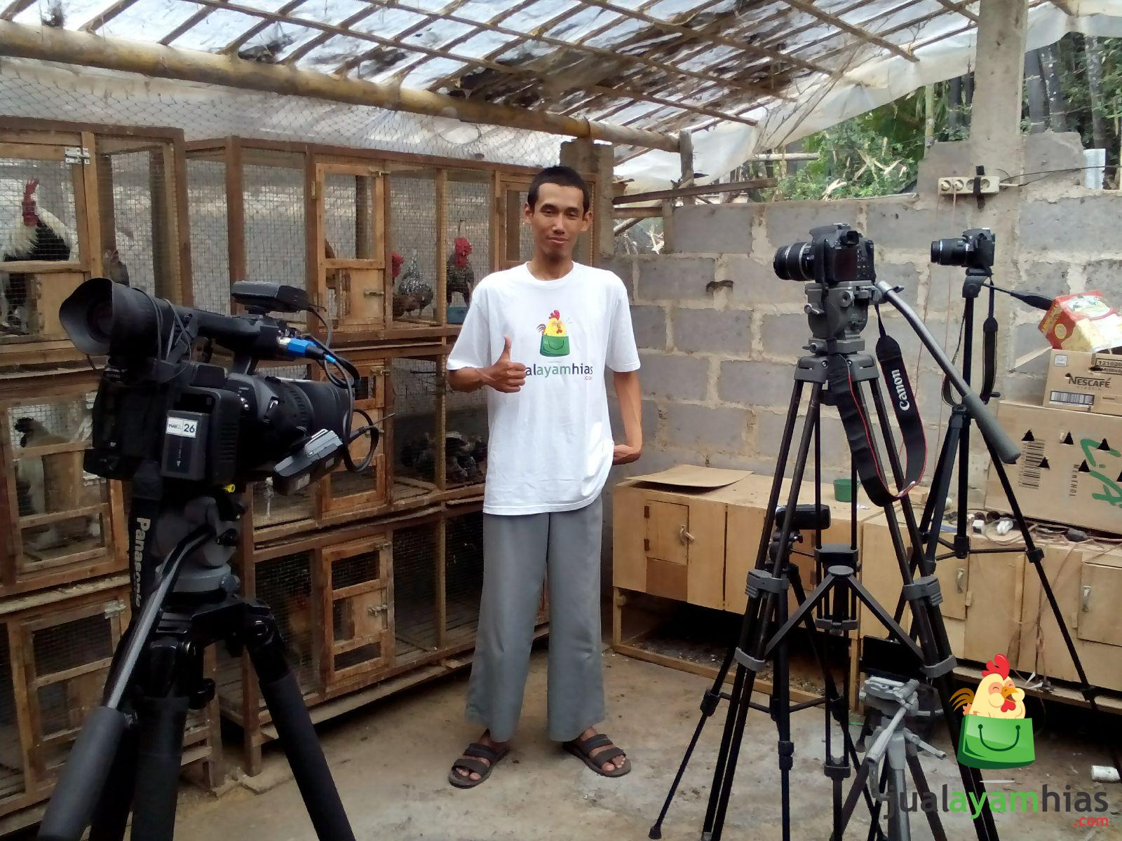 """Program """"Kabar dari Petani"""" TVRI Pusat Memilih ..."""