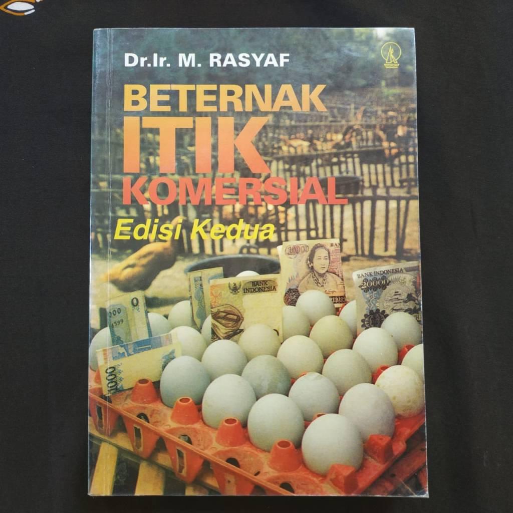 Buku Beternak Itik Komersial