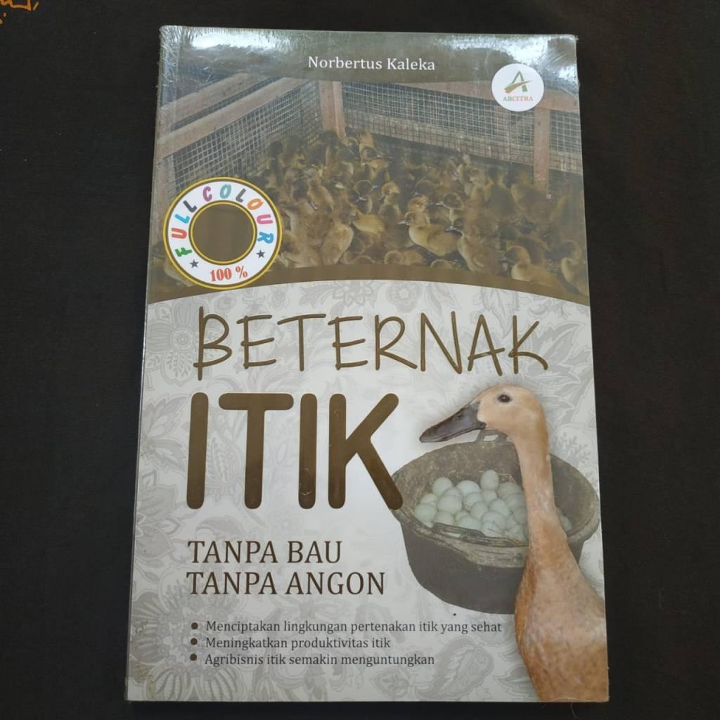 Buku Beternak Itik Tanpa Bau Tanpa Angon