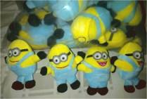 Boneka dave minion : Ukuran 30 cm, 40 cm, 50 cm ...!!