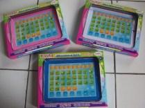IPAD EDUKATIF Playpad ipad laptop mainan anak edukatif reseller dropship murah barang unik china grosir ecer kado hadiah ulang tahun