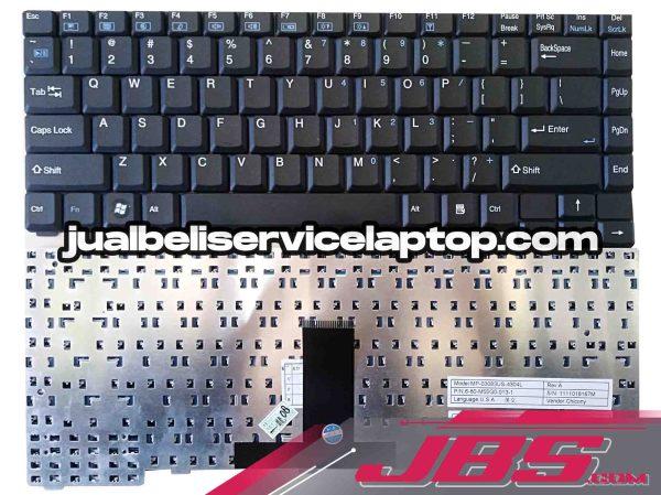 keyboard laptop axioo mnc