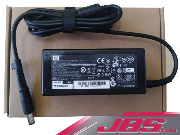 adaptor charger laptop hp 3.5a 5.0mm