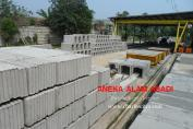 pagar beton jakarta