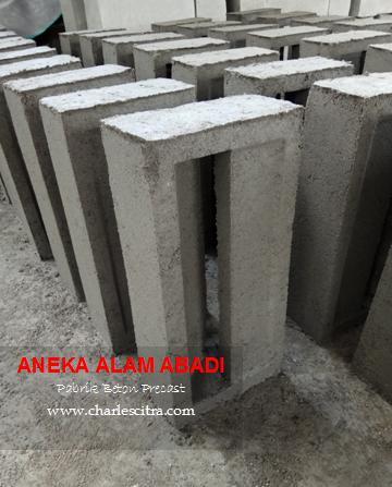 roster beton halus permukaan