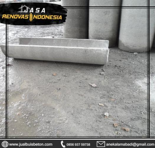 buis beton tanpa rangka