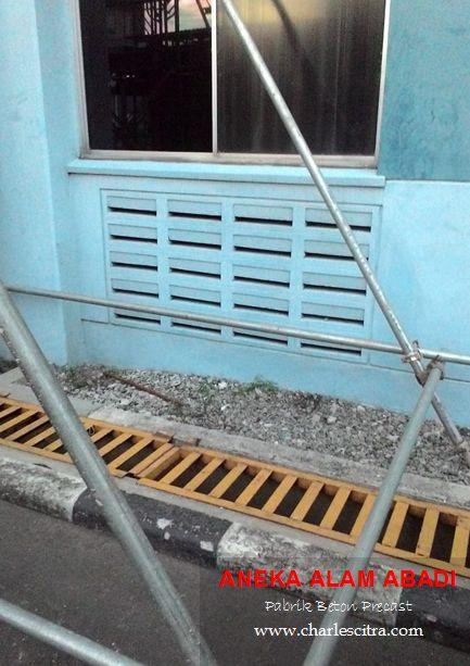 roster beton ventilasi dinding