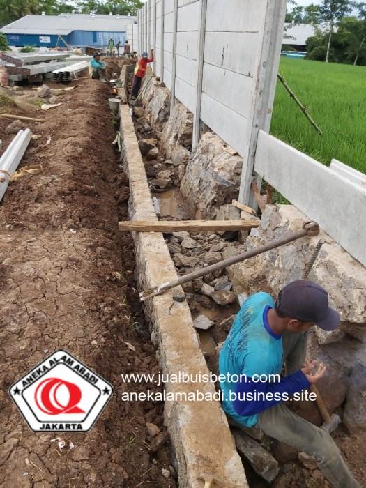 pekerjaan pagar panel