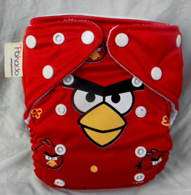 clodi pokado angry bird