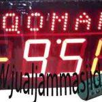 harga jam digital masjid di bekasi pusat